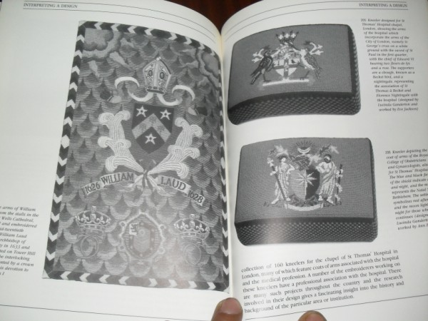 HERALDRY FOR EMBROIDERERS (heráldica para bordadores)