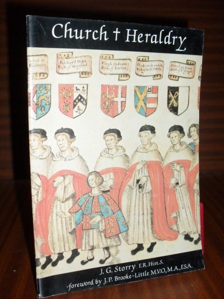CHURCH HERALDRY. 2nd edition revised