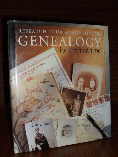 RESEARCH YOUR FAMILY HISTORY. Genealogy for the first time