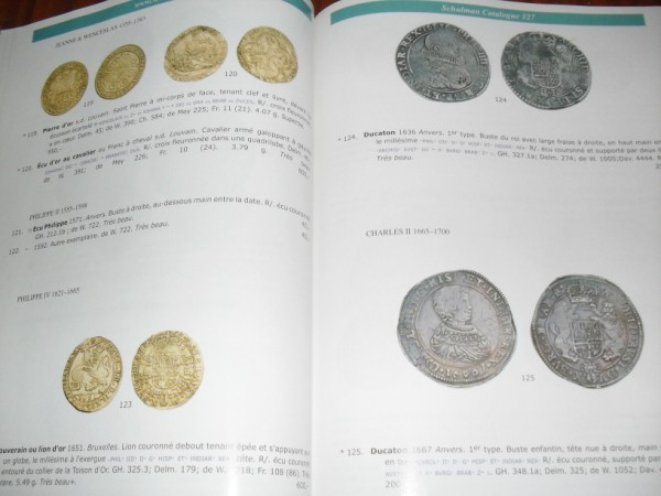 LAURENS SCHULMAN b.v. Auction Catalogue. Coins, medals, decorations, paper money, numismatic books, scales & weights. (Varios números)